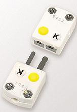 Conectores de termopar en miniatura para alta temperaturas | Serie SHX