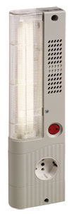 Slimline Lamp with On/Off Switch and Motion Sensor | SL025 Series