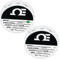 Alambre termopar de diámetro fino | Series SPIR, SPCH,SPCI,SPAL,SPCP,SPOP,SPCC and SPON