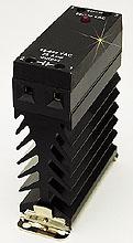 Relés de estado sólido de montaje en rieles DIN de una y tres fases | Serie SSRDIN660