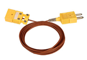 Thermocouple Extension Cables with Molded Connectors | TEC(*), REC(*) and GEC(*) Series