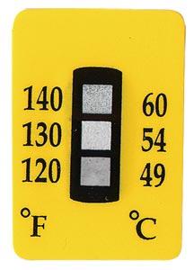 Etiquetas no reversibles OMEGALABEL™, 3 rangos de temperatura | TL-3