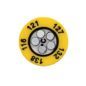 Etiquetas de temperatura no reversibles  Serie TL-C5_LABELS | TL-C5 Series