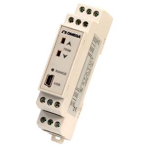 Transmisor en rail DIN universal | Serie TXDIN1600